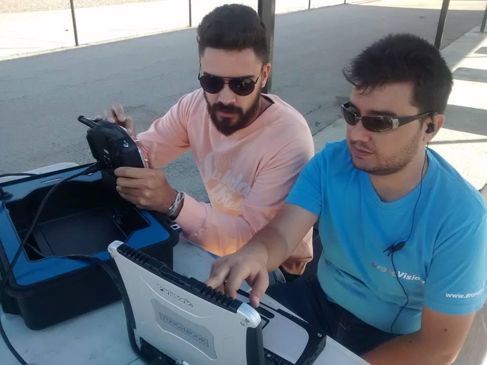curso de iniciación drones