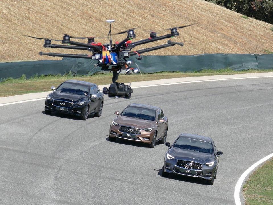 cursos filmacion con drones