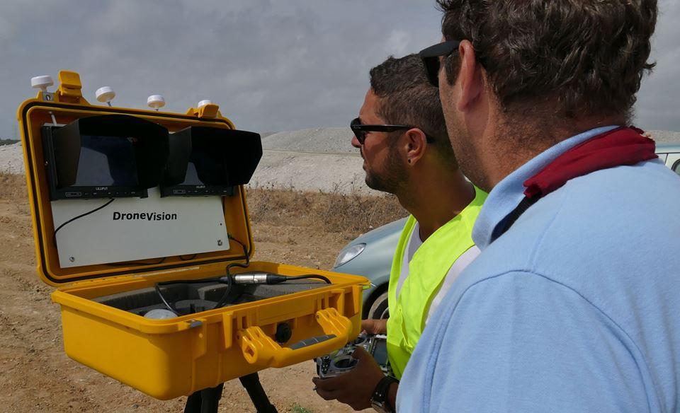 cursos orientados a los operadores de cámara de dron