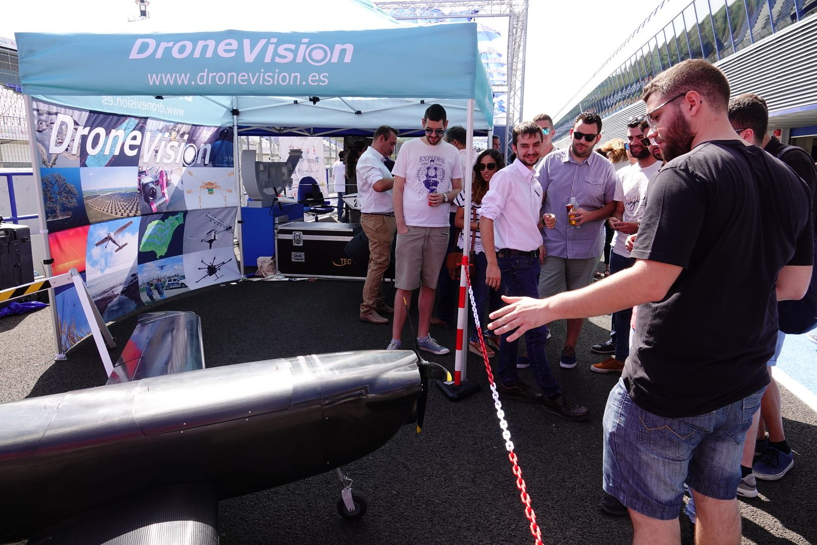 ejemplo de dron | Dronevision