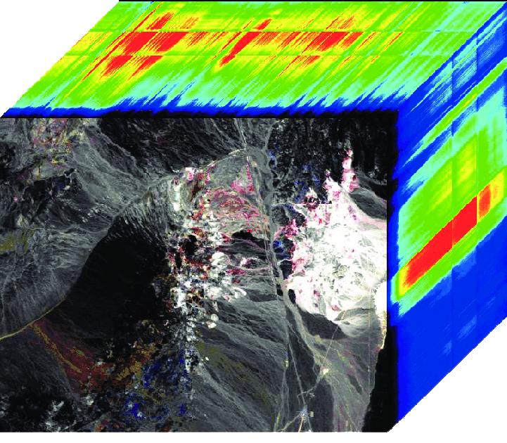drones minería deteccion de yacimientos