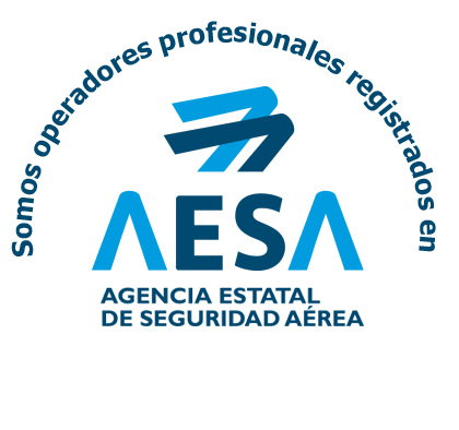 operadores profesionales rpas (drones) AESA